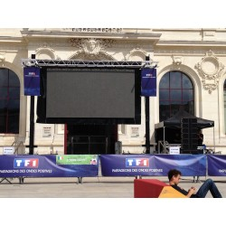 MUR VIDEO 450x250 LED EXTERIEUR IP65