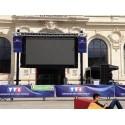 MUR VIDEO 450x250 LED EXTERIEUR IP65