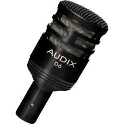 D6 AUDIX