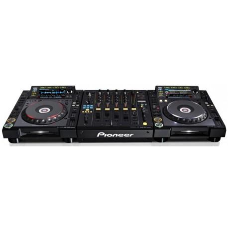 Pack PIONEER NEXUS - CDJ2000 / DJM900