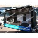 Scène Mobile STAGECAR VI EUROPODIUM