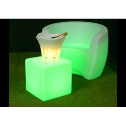 FAUTEUIL LUMINEUX LED CLUB